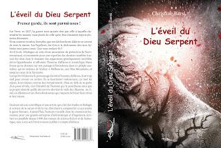 L'éveil du Dieu Serpent, par l'auteure Christine Barsi, 5 Sens Editions