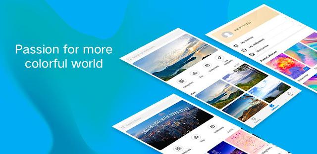 تنزيل Themes 10.0.11.305 - تطبيق السمة الرسمي من Huawei لنظام الاندرويد
