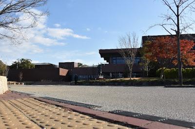 1979年11月開館の福岡市美術館(福岡市中央区)。大規模改修工事を行い、2019年3月にリニューアルオープンした。