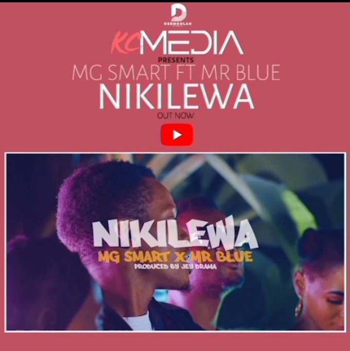 AUDIO | Mg Smart ft Mr Blue - Nikilewa | Download now