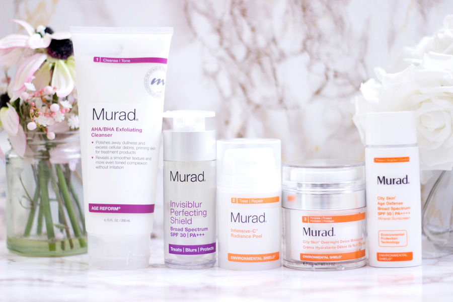 murad skin care reviews