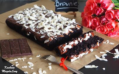 Brownie bez glutenu