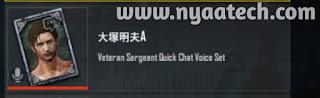 Active.sav Japanese Voice Chat PUBG Mobile