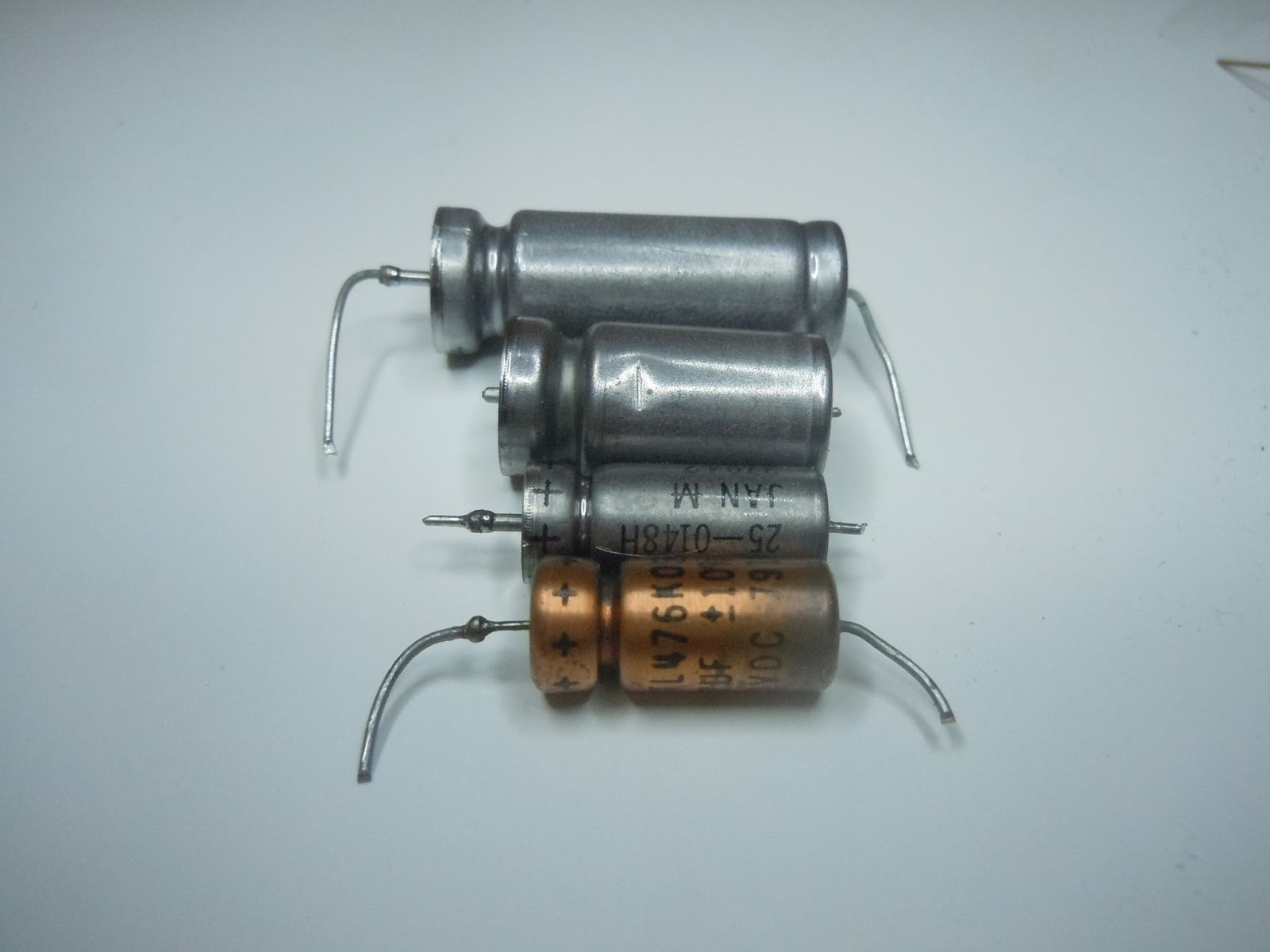 Buying Tantalum Capacitors: Types Of Tantalum Capacitors