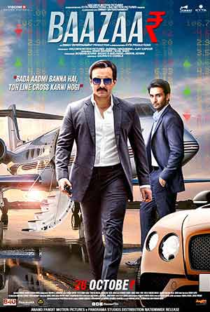 Baazaar 2018 Bollywood 300MB Hindi pDVDRip 480p