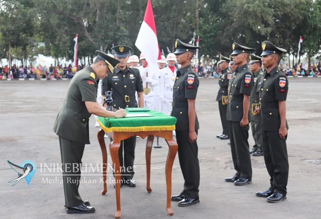 Bondan Sri Kuncoro, Anak Petani Asal Boyolali jadi Lulusan Terbaik Secata Gombong