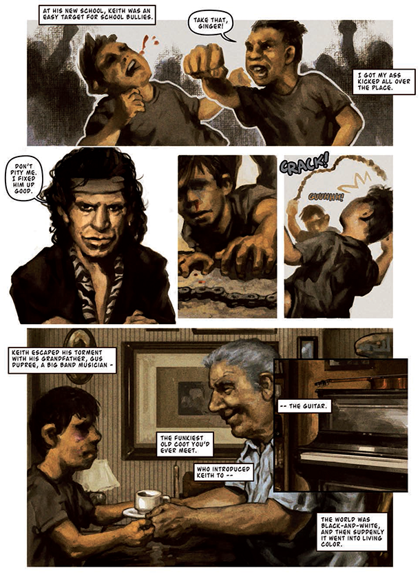 Keith Richards - 4