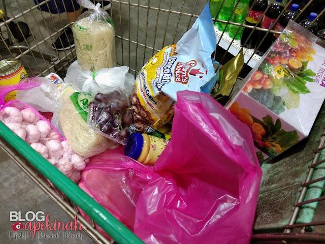 Jimatnya Berbelanja Barang Dapur Di Pasaraya Segi Fresh