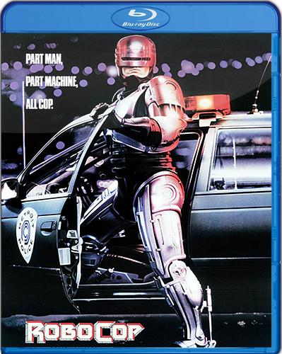 Robocop [1987] [BD25] [Latino – Castellano] [Remasterizado]