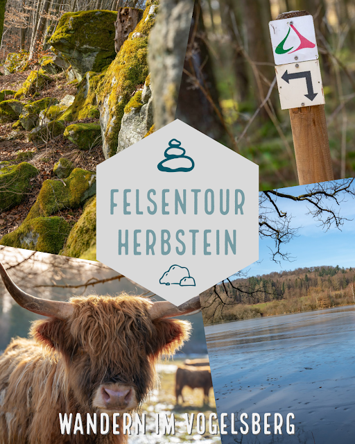 Felsentour Herbstein | Extratour Vogelsberg | Wandern in Hessen 24