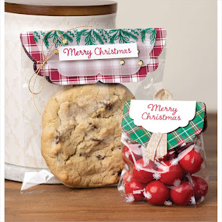 Stampin' Up! Celebration Tidings Christmas Treat Bags ~ Plaid Tidings Suite ~ Aug-Dec 2020 Mini Catalog ~#stampinup