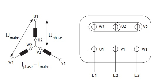 star delta starter working principletheory circuit diagram