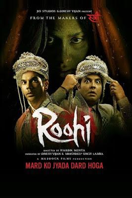 Roohi 2021 Hindi 720p WEB- DL Download
