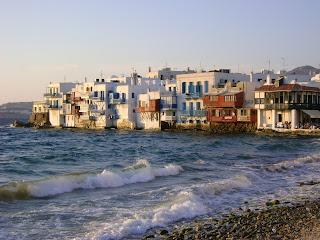 Best Greek Islands for Honeymoon mykonos