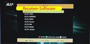 Senator 111 Blutooth 1506tv New Ecast & Alfa Pro Option