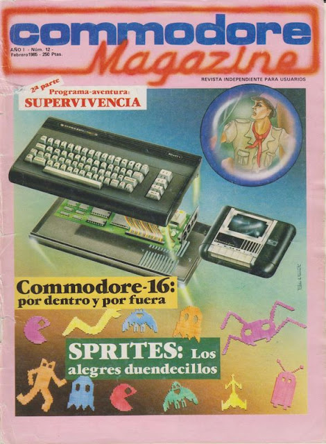 Commodore Magazine #12 (12)