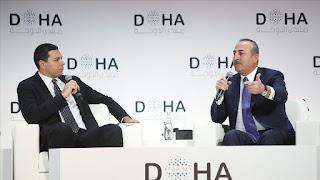 تشاووش أوغلو: موقف تركيا واضح من نظام بشار الأسد ونعتقد أنه لا يستطيع توحيد البلاد بعد قتل أكثر من 500 ألف شخص