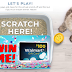 Walmart Gift Card Instant Win Giveaway From Fresh Step - 383 Winners. Win $5, $10, $25, $50 or $100 Walmart Gift Card. Daily Entry, Ends 12/31/19