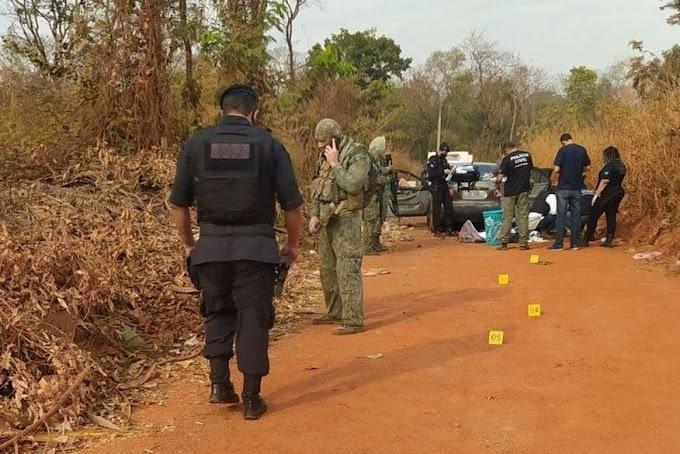 Seis homens são mortos em confronto com o BOPE em Cuiabá