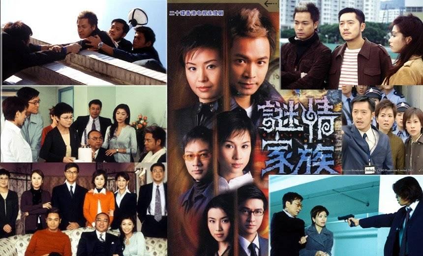 Phim bí mật gia tộc Hong Kong