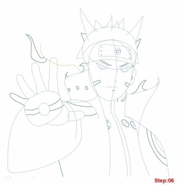 600 Koleksi Gambar Naruto Keren Dengan Pensil Gratis Terbaru