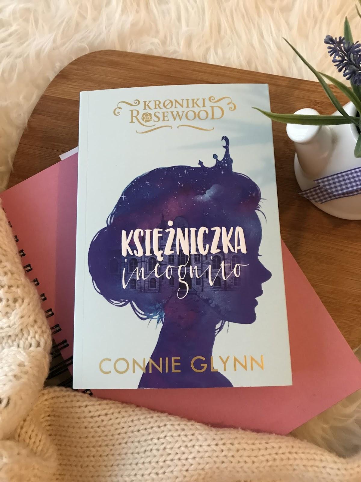 Connie Glynn, Księżniczka Incognito