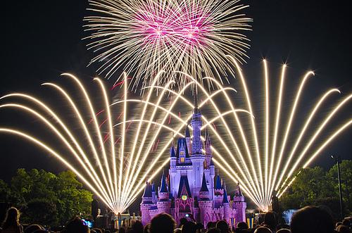 Castelo da Disney - Orlando