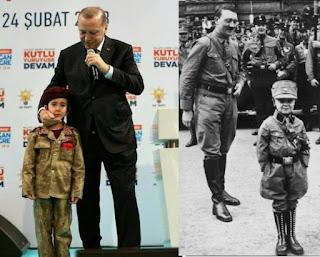 Ερντογάν, ο φρικτός ψυχασθενής