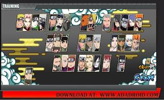 Download Naruto Senki Storm Mod by Aljen Apk