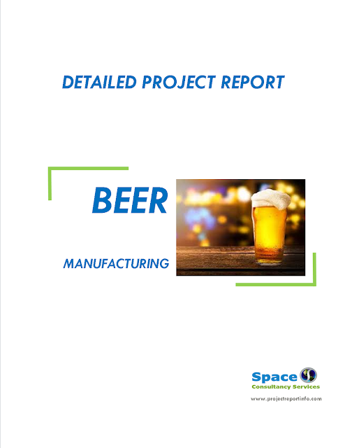 Project Report on Beer Manufacturing
