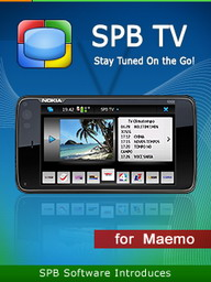 SPB TV for Maemo available for download on the Ovi Store