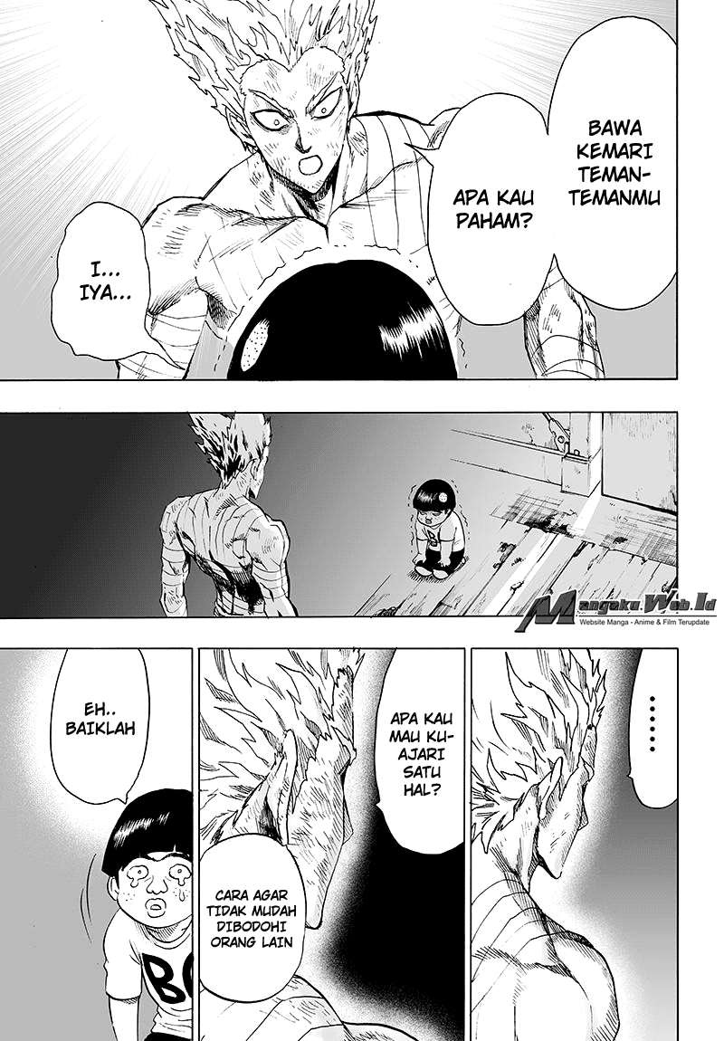 Baca komik Onepunch-Man – Chapter 128