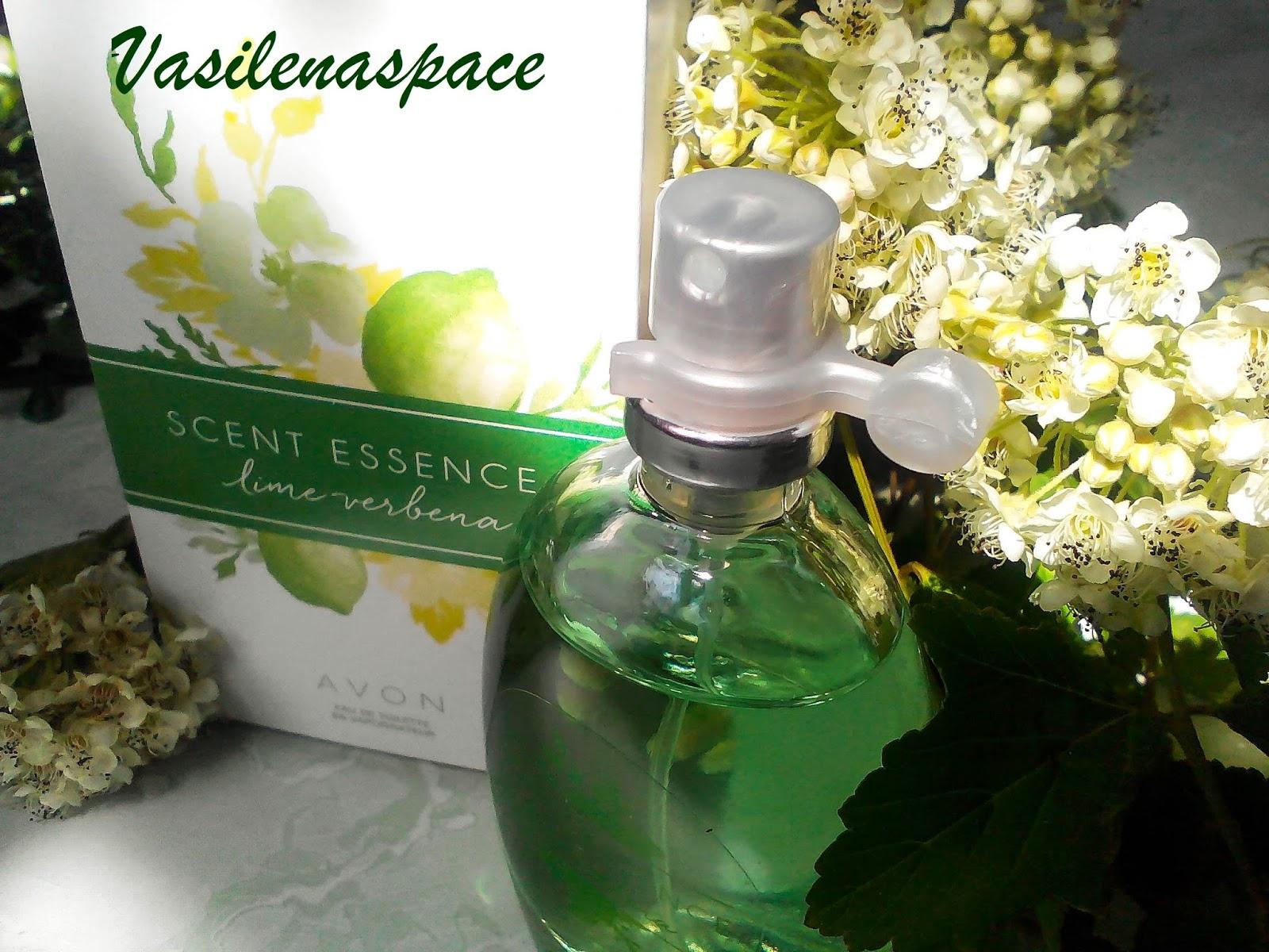 Cudowna Освежающий лимонад - Avon Scent Essence Lime Verbena. OD88