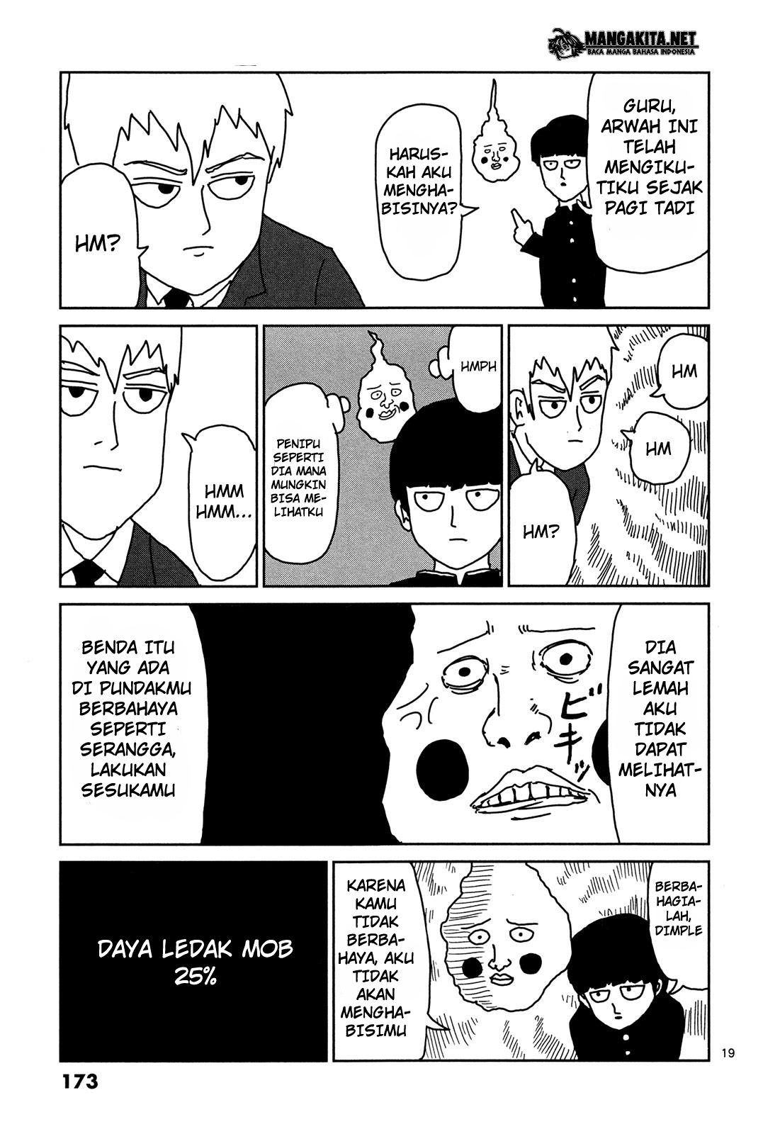 Mob Psycho 100 Chapter 09-18