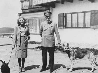 Adolf Hitler'e En Yakın Kadın Eva Braun
