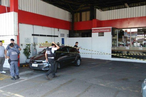 Rapaz é baleado e morre ao atacar PM com taco de beisebol em Vila Velha