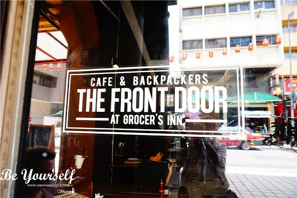 The Front Door @ Grocer's Inn, Jalan Sultan