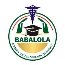 Babalola Academy PD/ND Health Admission Form 2020/2021