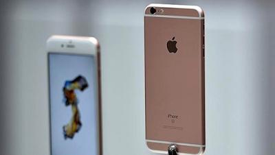 Dia chi thay vo iPhone 6 len 6s
