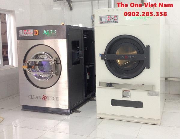 máy giặt công nghiệp cho cơ sở chăm sóc sức khỏe