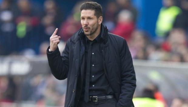 سيميوني يخطط لتوجيه ضربة قوية إلى ريال مدريد