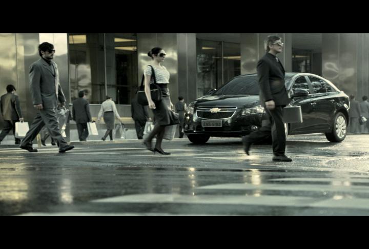 Chevrolet apresenta campanha para o lançamento do Cruze a7fd8e0c4b4