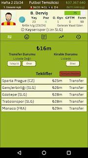 Football Agent V1.14.2 MOD APK – PARA HİLELİ
