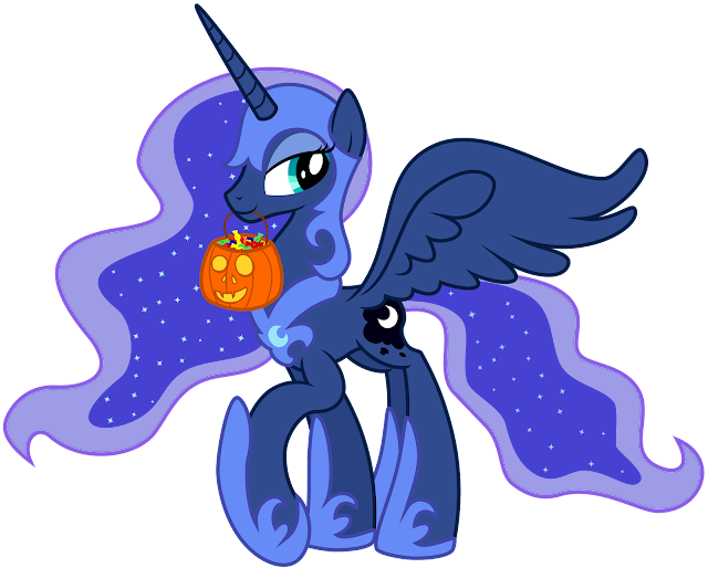 Next Friendship is Magic Collection - Nightmare Night Theme