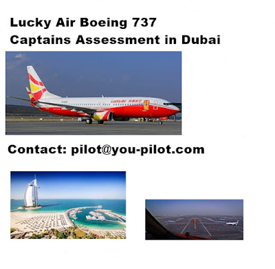 Boeing 737 NG Assessment in Dubai UAE