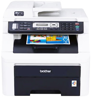 Brother MFC-9120CN Printer Driver Software Free Download For PC