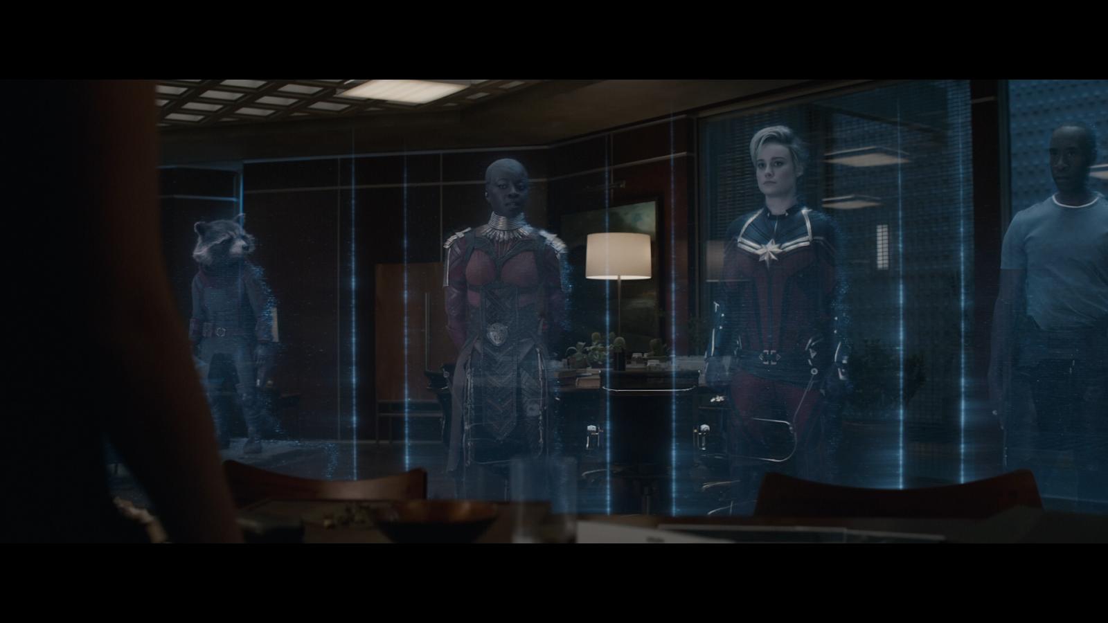 Avengers Endgame (2019) Full HD 1080p BD25 LATINO 2