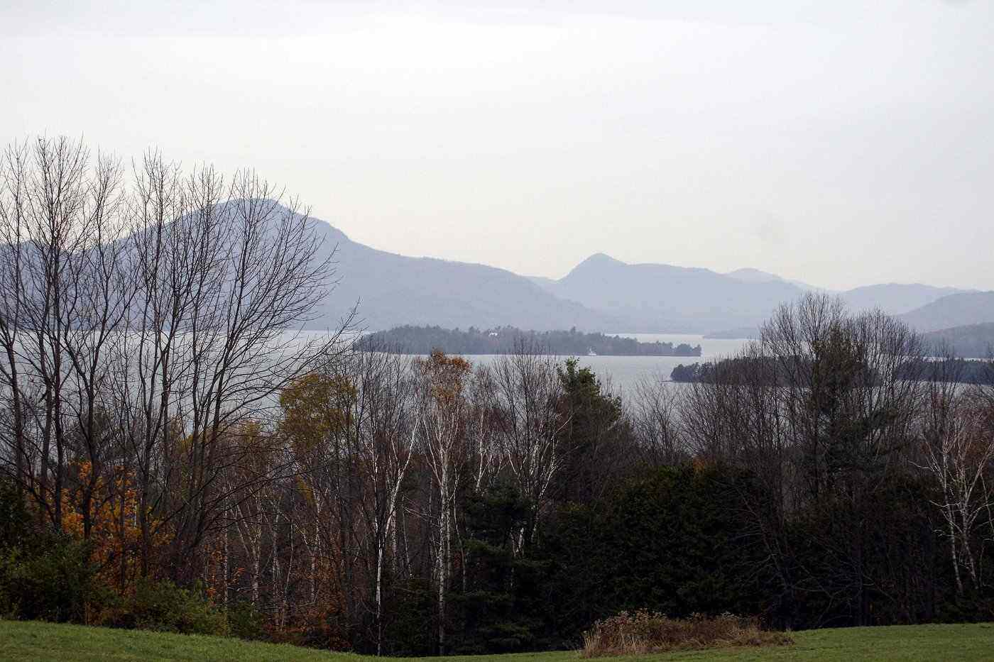 lake memphremagog - spectacular lakes to visit in canada in 2019