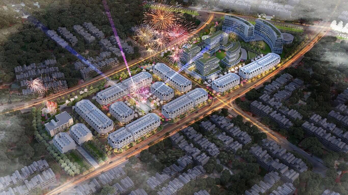 Dự án khu đô thị Calyx Residence.