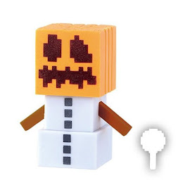 Minecraft Snow Golem Mine-Keshi Blind Bags Figure
